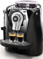 """Saeco Odea RI9752 Brand New Includes One Year Warranty, The Saeco RI9752 odea go redesign automatic espresso machine gives you in house-quality baristas"