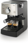 """Saeco Poemia HD8325 Brand New Includes One Year Warranty, The Saeco HD8325 is an Authentic Italian Espresso with pressurized Crema Filter for a perfect daily espresso"