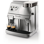 """Saeco Vienna Plus RI9737 Brand New Includes One Year Warranty, Replaces All Saeco Model XSmall The Saeco RI9737 Vienna Plus automatic espresso machine features a Double Shot that makes it easy to serve 2 espresso's at a time"